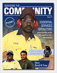 Servicing the Community - Issue 1